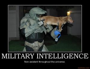 Military Intelligence Image