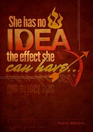 The girl on fire.. Hunger Games quotes