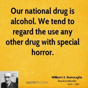 William S. Burroughs Quotes