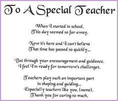 Thank You Teacher Quotes From Students | Thank You Quotes For Teachers ...