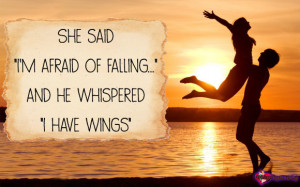 Scared Of Falling In Love Quotes Org - inspirational, fear