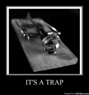 Its a trap - Funny Pictures, MEME and Funny GIF from GIFSec.com
