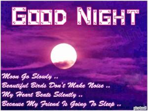 Positive Quotes Good Night. QuotesGram
