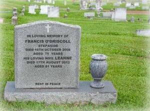 Memorial Headstone Inscriptions Bible