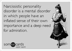 Where's Cheese?: Narcissistic Personality Disorder