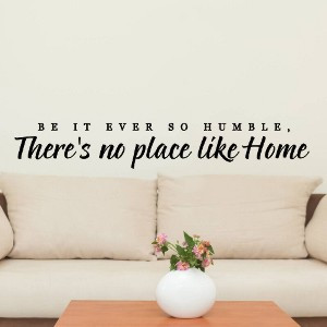 Living Room Wall Decals and Family Room Wall Quote Stickers