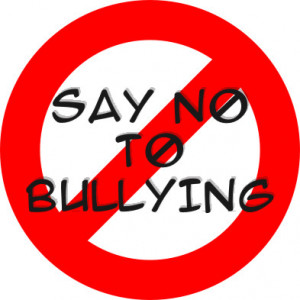 say no to bullying words hurt stop bullying no bully zone my quote to ...