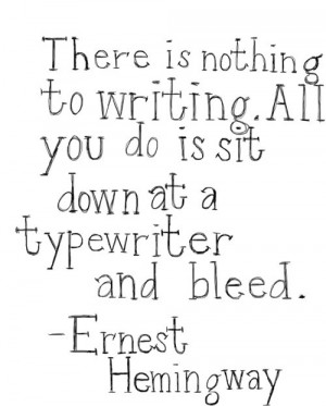 Writing Quotes for NaNoWriMo