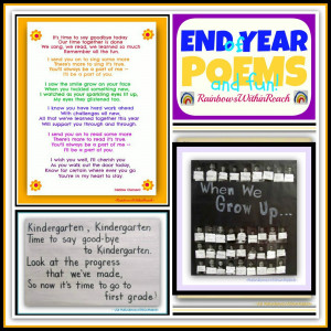 End of Year Poems, Piggyback Song and Festivities RoundUP at ...