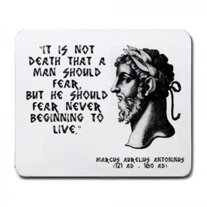 marcus aurelius quotes witty sayings brainy fear