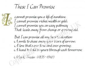 ... Weddings Ceremony Quotes, Wedding Readings, Beauty Poem, Promi Poem