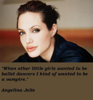Angelina jolie famous quotes 4