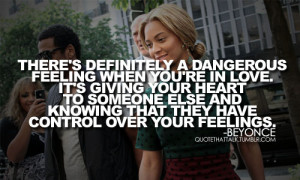 famous beyonce quotes