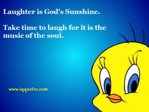 Free Quotes Pics on: Tweety Bird Quotes