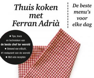 Thuis koken met Ferran Adria