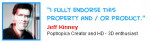 """And suppossedly Jeff Kinney """"approves"""" in a fake-looking quote."""