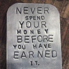 Money & Debt Quotes