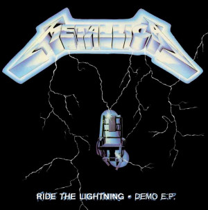 metallica wallpaper ride the lightning