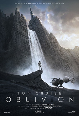 Oblivion..... Such a good movie!