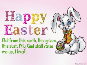 Happy Easter Quotes & Sayings With Wishes Greeting Cards