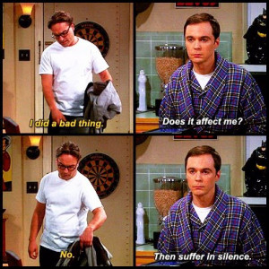funny, leonard, quotes, sheldon cooper, tbbt, the big bang theory