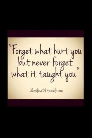 ... never forget what you did. I have a right to protect myself from your