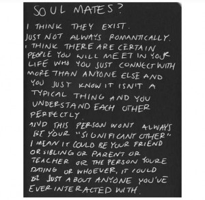 soulmate quote gilbert