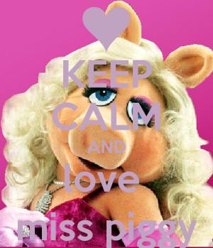Keep Calm And Love Tegan Kelly