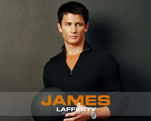 James Lafferty James Lafferty