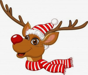 santa reindeer - santa reindeer sleigh -santa reindeer silhouette ...