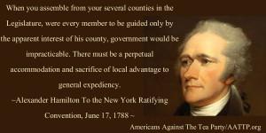 alexander hamilton constitution