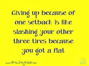 Best Quote Ever! #DontGiveUp #KeepTrying #Recovery #Quote