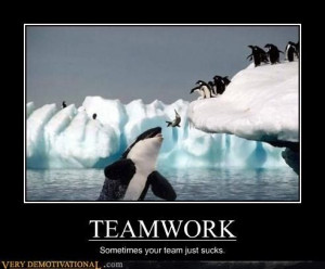 Teamwork Office Funny ...