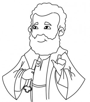 peter also known as simon was one of the original 12 apostles he