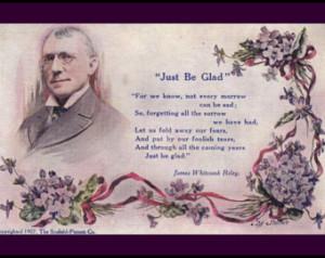 James Whitcomb Riley's quote #3