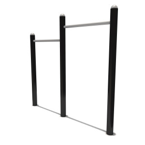 ... Outdoor Fitness Exercise Equipment Gymnastics Uneven Bar For Sale