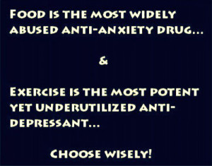Runner Things #776: Food is the most widely abused anti-anxiety drug ...