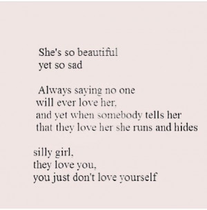 Mad world. #quotes #girl #love #sad