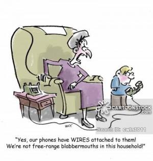 wireless phones cartoons, wireless phones cartoon, funny, wireless ...