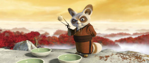 ... of you unfamiliar with the cinematic delight that is Kung Fu Panda