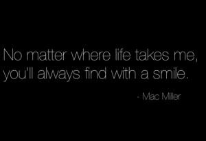 No matter where life