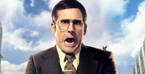 Steve Carell Anchorman Quotes