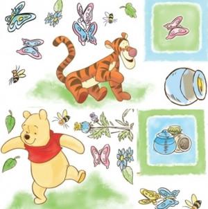 Mrs Winnie The Pooh Cartoon