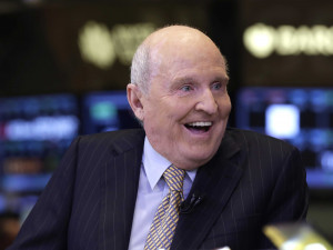 Jack Welch, former CEO of General Electric