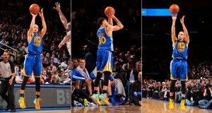 Stephen Curry Shooting 9