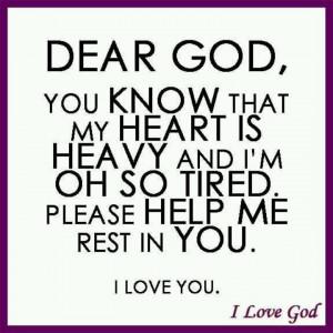 My head and my heart do not agree.. #heavy #304 Prayer, Dear God ...