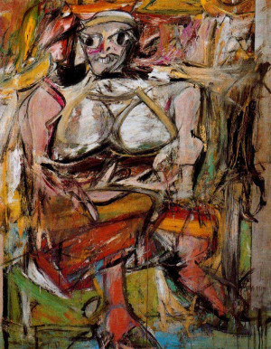 Willem de Kooning Paintings - Artist Quotes - Art Quotes - Famous