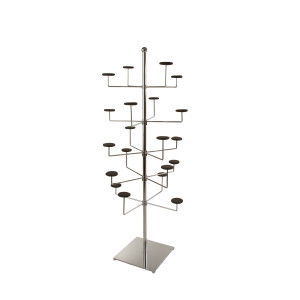 Revolving Hat Display Rack 20