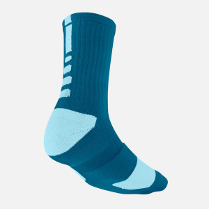 Nike DRI-FIT ELITE CREW SOCK (NIGHT FACTOR/GAMMA BLUE)