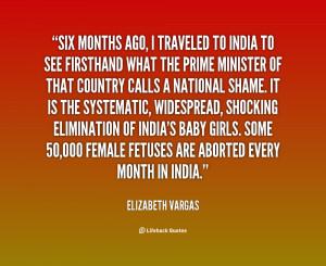 Elizabeth Vargas Quotes